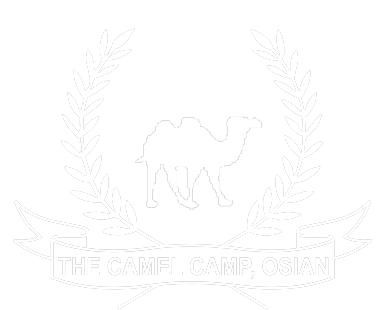 Reggie's Camel Camp Osian